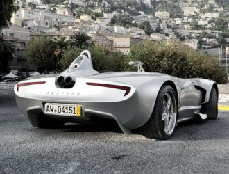 Зубастый родстер Veritas RS III за 345 тысяч евро