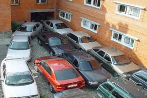 Где лучше всего хранить автомобиль?