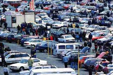 Покупка автомобиля на авторынке - рассказ очевидца