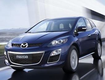Обзор Mazda CX-7 2010