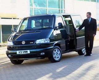 Volkswagen Caravelle - микроавтобус класса люкс