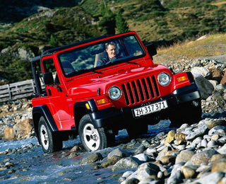 Jeep 4x4 club для истинных ценителей марки Jeep