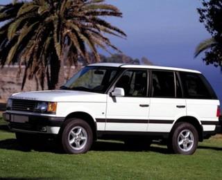 Range Rover 2001 - лучший автомобиль последнего десятилетия