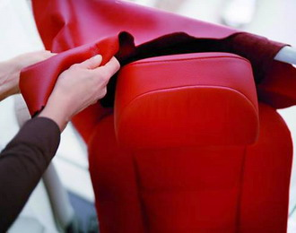 Кожаный салон - престижно и практично