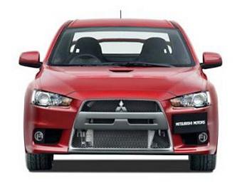 Mitsubishi Lancer X, обзор модели