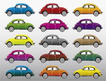 Выбираем цвет автомобиля, к которому лежит душа