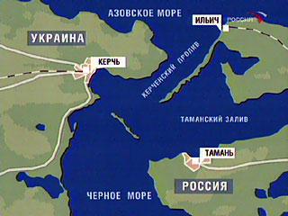 Автомобильный мост через Керченский пролив будет построен?