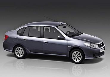 Renault Symbol 2009 - комфортный седан