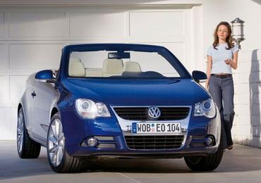 Volkswagen Eos 2010 - обзор модели