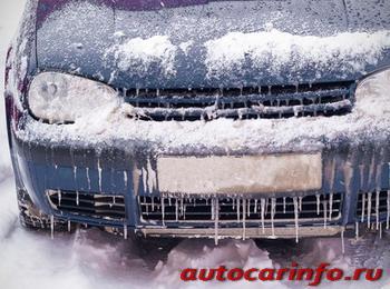 Холодный пуск двигателя - правила и секреты