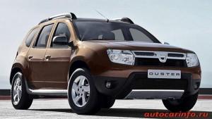 Renault/Dacia Duster