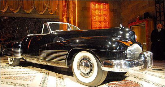 Чудо автомобилестроения 30-х годов - Buick Y-Job
