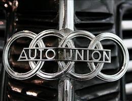 Логотип компании Autounion