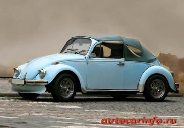Volkswagen Beetle, Фольксваген Жук