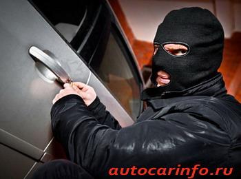 Как защитить гараж от взлома