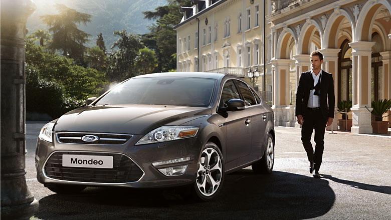 форд мондео 2011