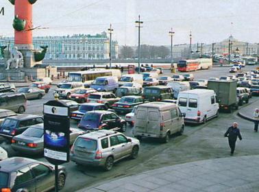 эвакуатор в Санкт-Петербурге