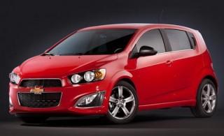 2013 Chevrolet Sonic RS - новинка от Шевроле со спортивным характером