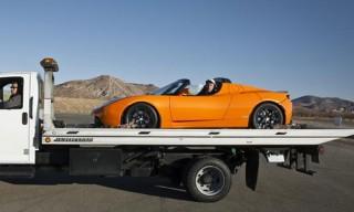 Tesla Roadster Sport 2010