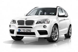 2011 BMW X3 M Sports