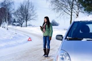 Как не замерзнуть зимой в стоящем автомобиле