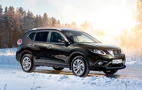 Старт продаж Nissan X-Trail в марте 2015 года