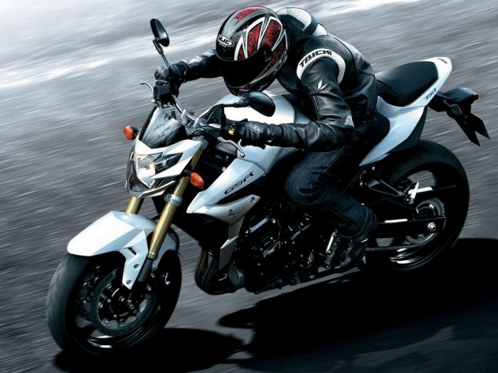 Как экипировать мотоциклиста