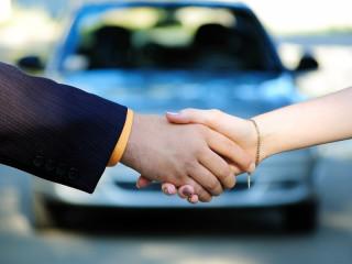 Продажа кредитного автомобиля