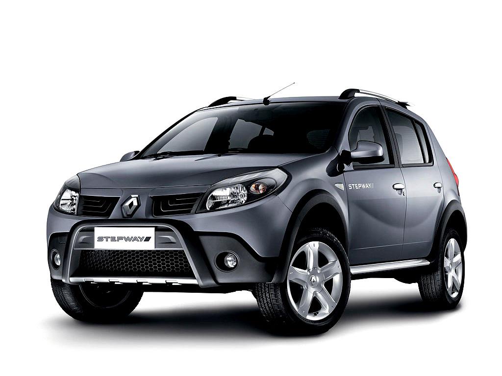 Renault Sandero Stepway и Renault Trafic Passenger — лидеры продаж 2014-2015 года