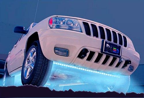 Светодиодная лента для подсветки кузова авто