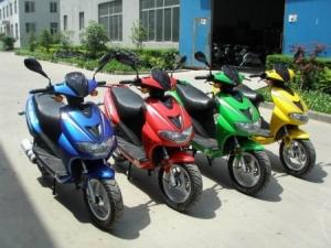 Покупка скутера — за и против