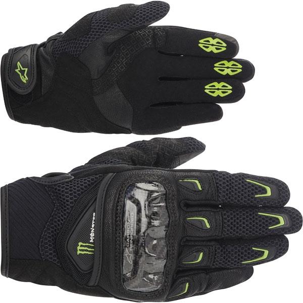 Перчатки Alpinestars – надёжная защита рук байкера