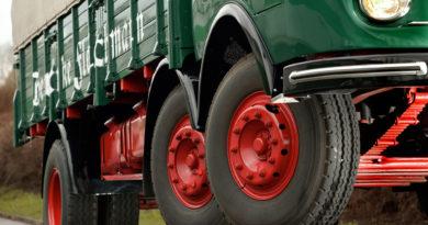 Шины для грузовиков — в чем их отличие