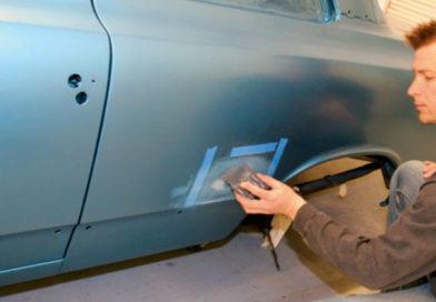 Как залатать дыру, или Мелкий кузовной ремонт своими руками