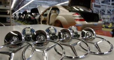 Daimler запустит автозавод в России в 2019 году