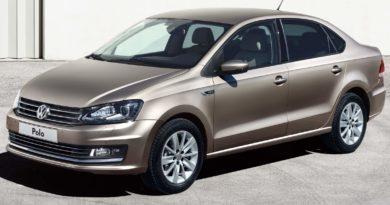 Volkswagen Polo Sedan – малолитражный седан для российского рынка