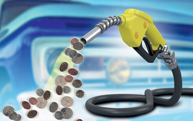 экономия бензина на автомобиле с АКПП