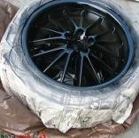 Покраска диска колеса самостоятельно