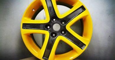 Как покрасить алюминиевые колёсные диски самостоятельно