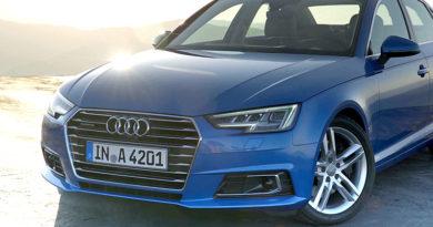 Автомобиль Audi А4 2017, краткий обзор