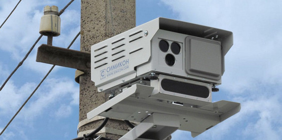 Камера видеофиксации дорожной ситуации