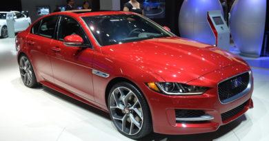Jaguar XE или Audi A5 — сравнительный обзор